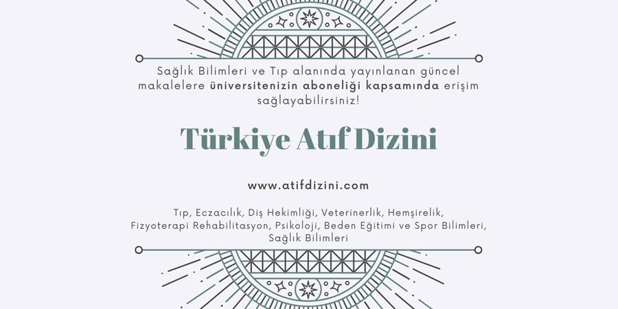 Türkiye Atıf Dizini